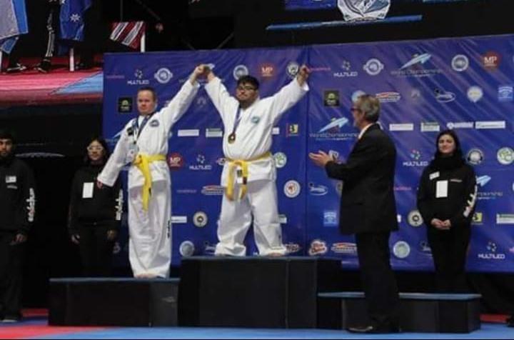 Con absoluto orgullo desde el portal de noticias BerissoCiudad y el programa BerissoCiudad en Radio, emitido por Cadena Radial NOVA FM 88.5, felicitamos a los berissense representantes de la Argentina en el mundial de Taekwondo Adaptado.