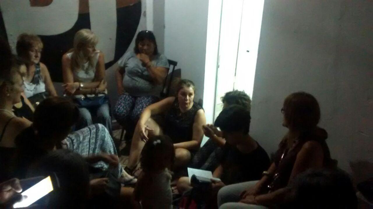 """La ONG """"Decir Basta"""" llevó adelante el último lunes una reunión abierta para encarar la agenda durante todo marzo, mes de la mujer, y quedó confirmado que no participará en ningún acto del Municipio como muestra de """"disconformidad"""" por los casos que hubo de funcionarios de Jorge Nedela denunciados por violencia."""