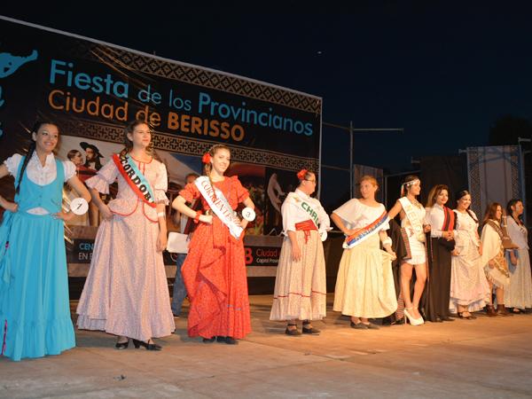 La Municipalidad de Berisso, a través de la Dirección de Cultura, invita a participar a jóvenes entre 18 y 25 años de la elección de la Reina de la Fiesta de los Provincianos de Berisso 2017.