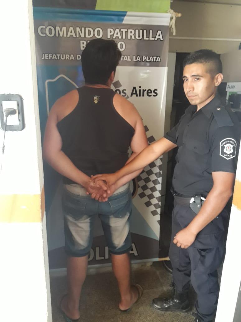 Detuvieron a un sujeto con pedido de captura