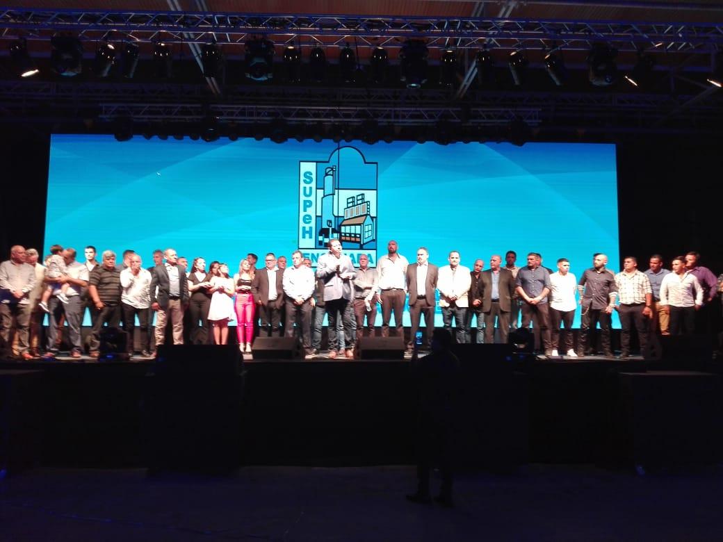 SUPeH festejó su 75° aniversario en la región
