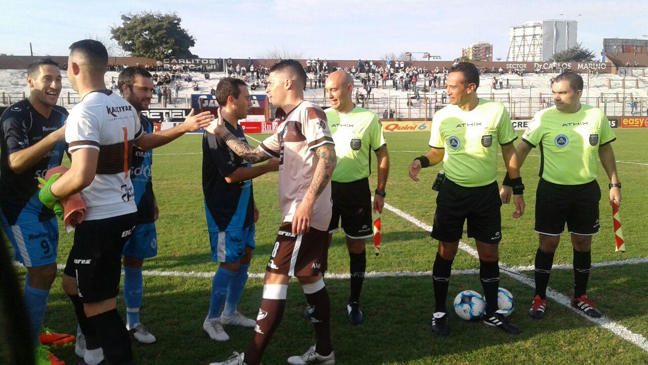 Villa San Carlos visitó a Platense por una nueva fecha del torneo de la Primera B Metropolitana, partido que finalizó sin goles.