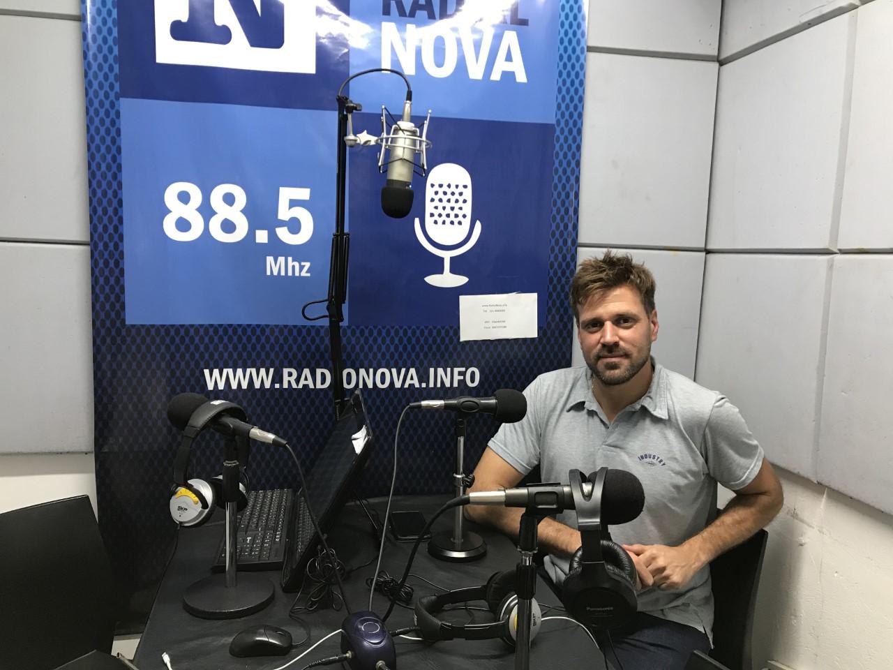 """Kalvelis hizo un """"muy positivo"""" balance de la Fiesta del Inmigrante: """"La gente se volcó a acompañar"""""""