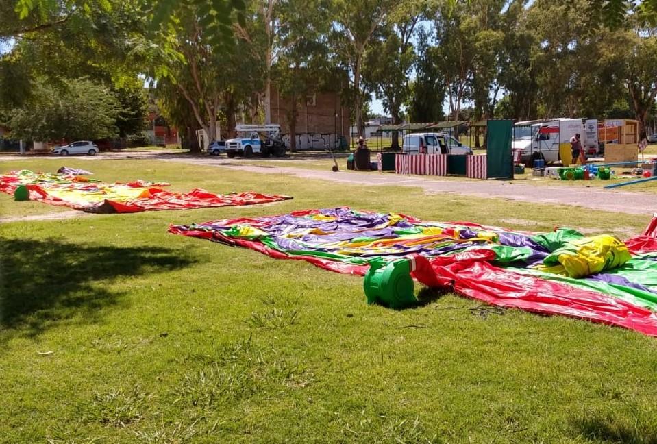 """Durante todo el fin de semana, vecinos de la ciudad y la región van a poder disfrutar de la feria alternativa """"Berisso Food Fest"""", que tendrá lugar en el Parque Cívico de Montevideo y 11."""