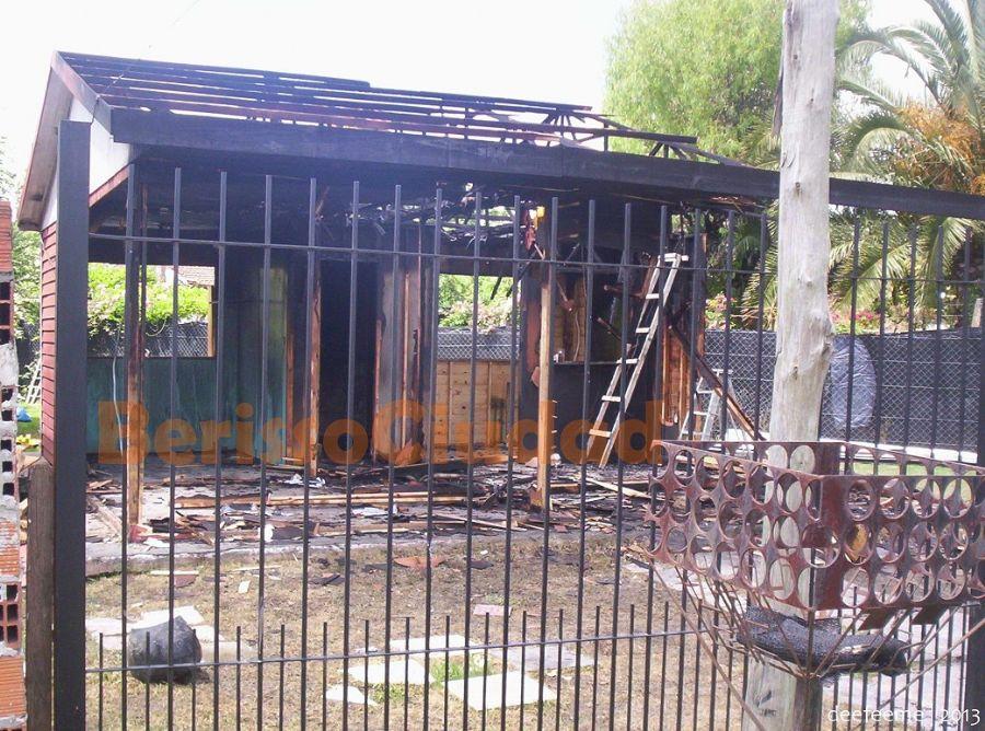 La Familia Que Perdi Su Casa Tras Un Incendio Necesita