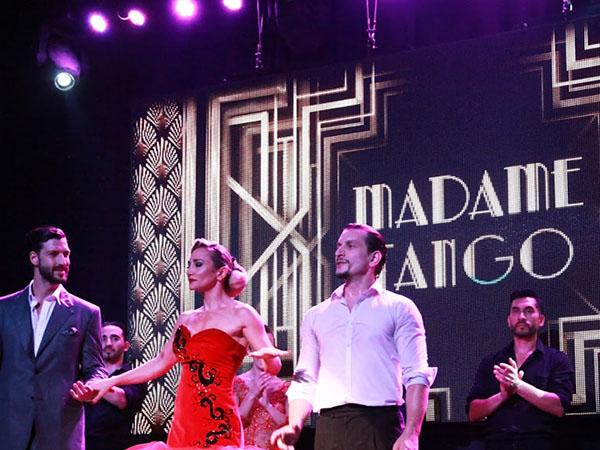 """La secretaría de Promoción Social a través del Consejo de la Tercera Edad informa que se encuentra abierta la inscripción para presenciar la obra """"Madame Tango"""" en el Teatro Regina en la Ciudad Autónoma de Buenos Aires."""