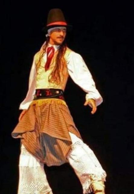 Pablo Liciaga representará a Berisso en el Festival Nacional del Malambo