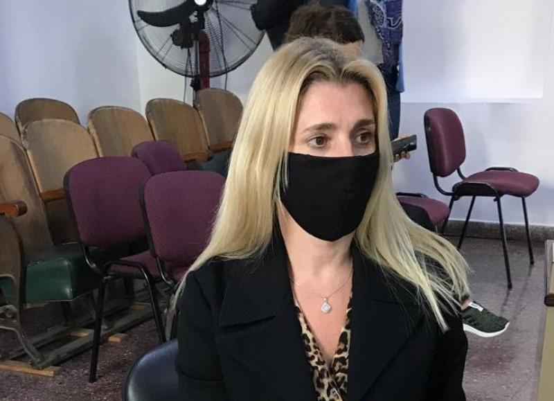 Mariela Mendez, actual condejal de JxC.