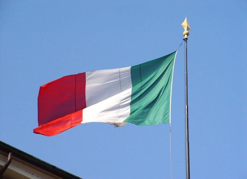 Representante de la colectividad italiana.