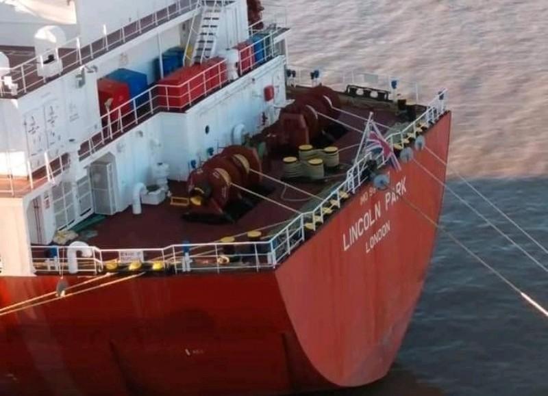 El navío en cuestión.