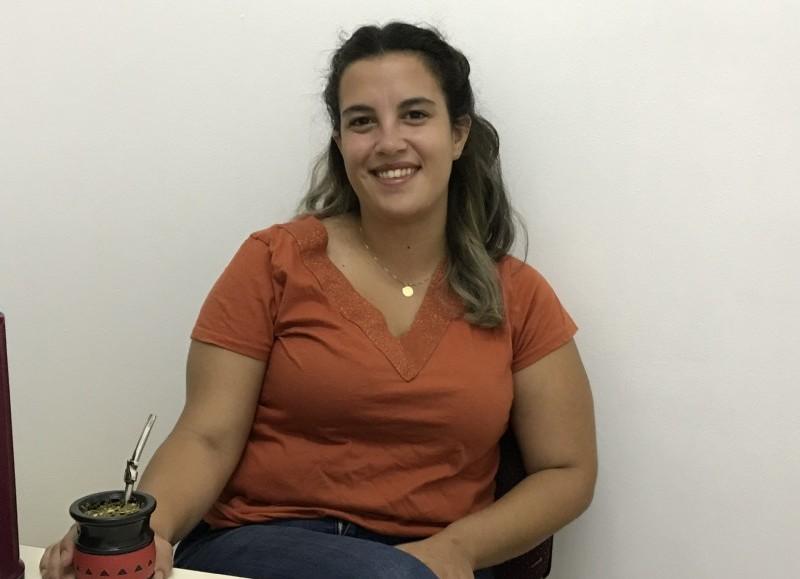 Antonella Villa Chiodo, concejal de Juntos por el Cambio.