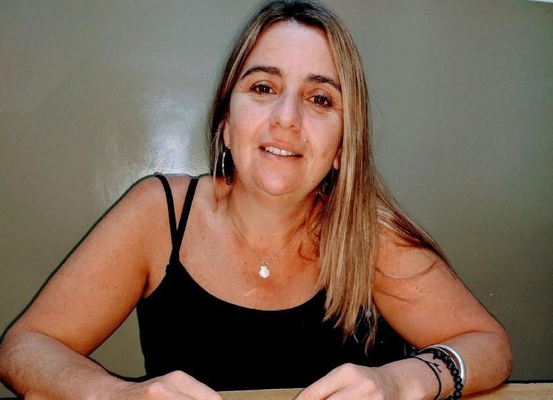 La titular del Consejo Escolar, María Inés García.