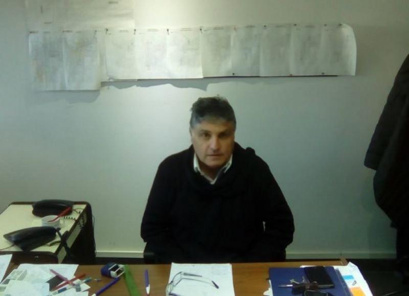 Ricardo Torres, titular del Comité local.