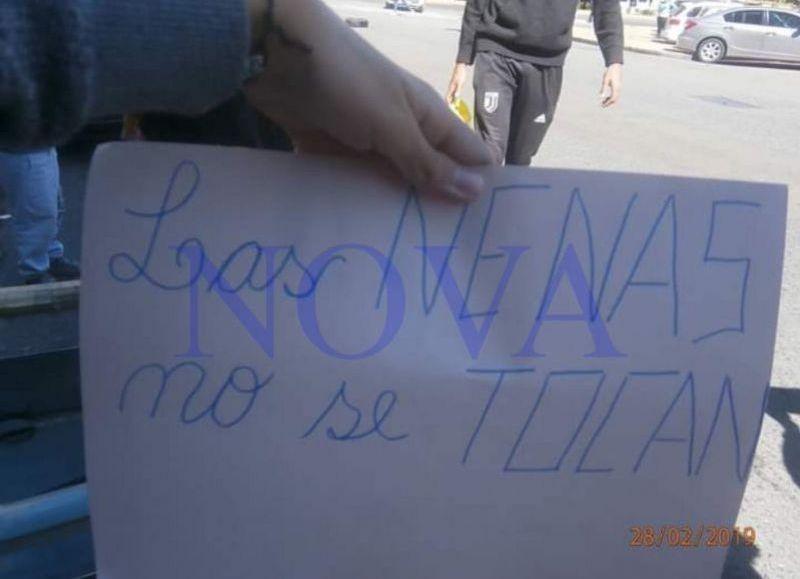 La familia de la niña sostuvo que van a seguir luchando hasta que Arturo Abolio termine en la cárcel. (Foto: NOVA)