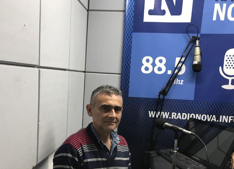 En diálogo con BerissoCiudad en Radio, emitido por Cadena Radial NOVA FM 88.5, el hombre del clima, Javier Otalora, se refirió a las condiciones climáticas en Berisso y la región.