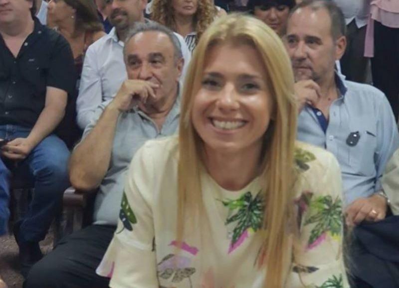 Mariela Mendez.