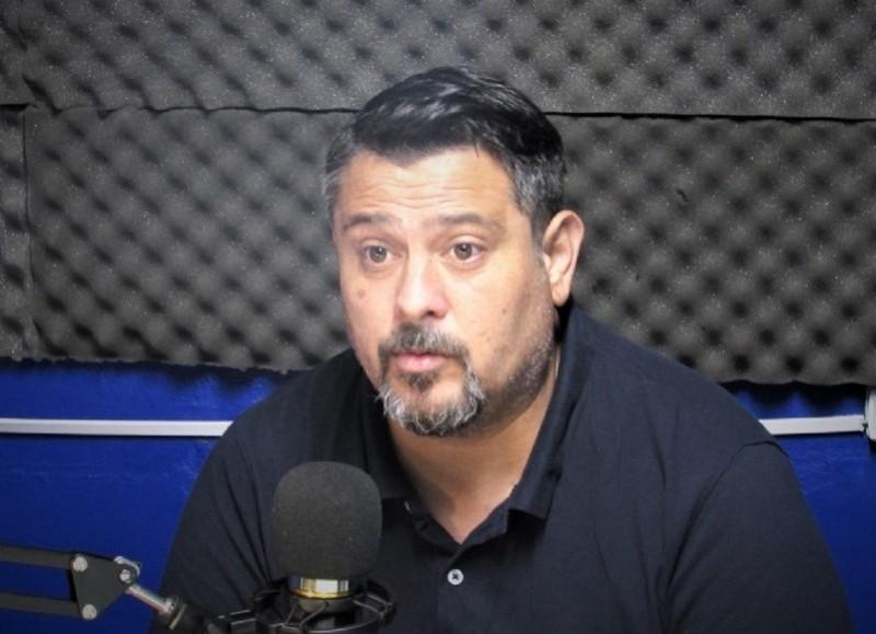Darío Bautista, secretario adjunto el STMB.