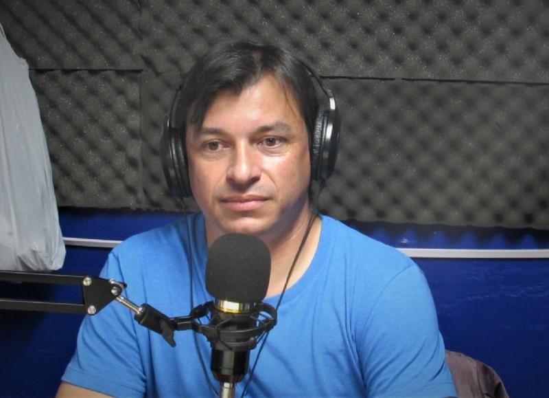 Emmanuel Guerrera, candidato a concejal de Vamos con Vos.