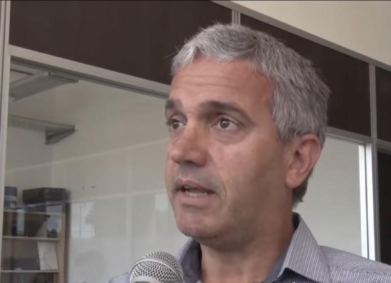 El secretario de Economía, Gabriel Bruno.