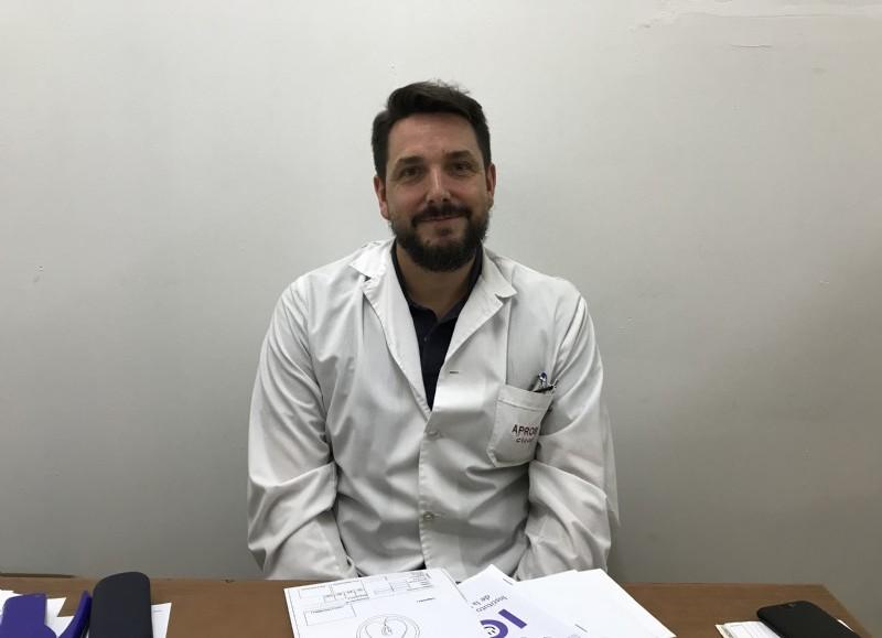 Santiago Ramírez Borga.