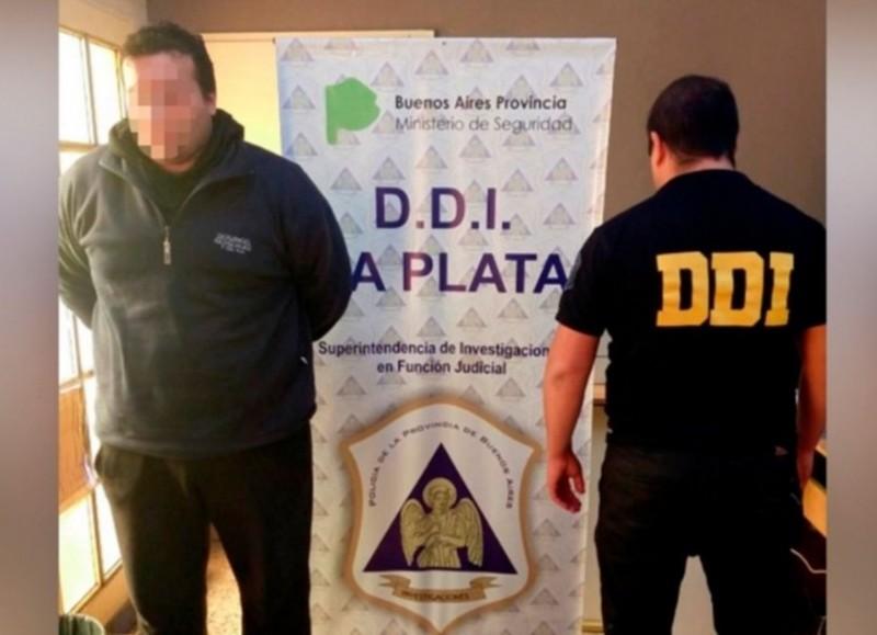 Esteban González es el único imputado por el asesinato a golpes del taxista Jorge Gómez.