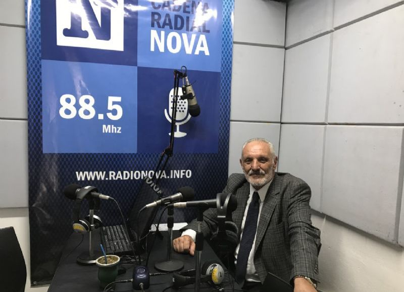 El juez de Faltas, en el aire de BerissoCiudad en Radio.