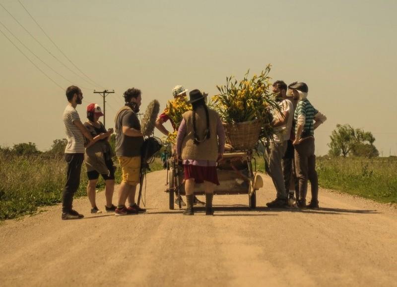 """El cortometraje """"La vendedora de Lirios"""", de nuestra ribera directo a festivales internacionales."""