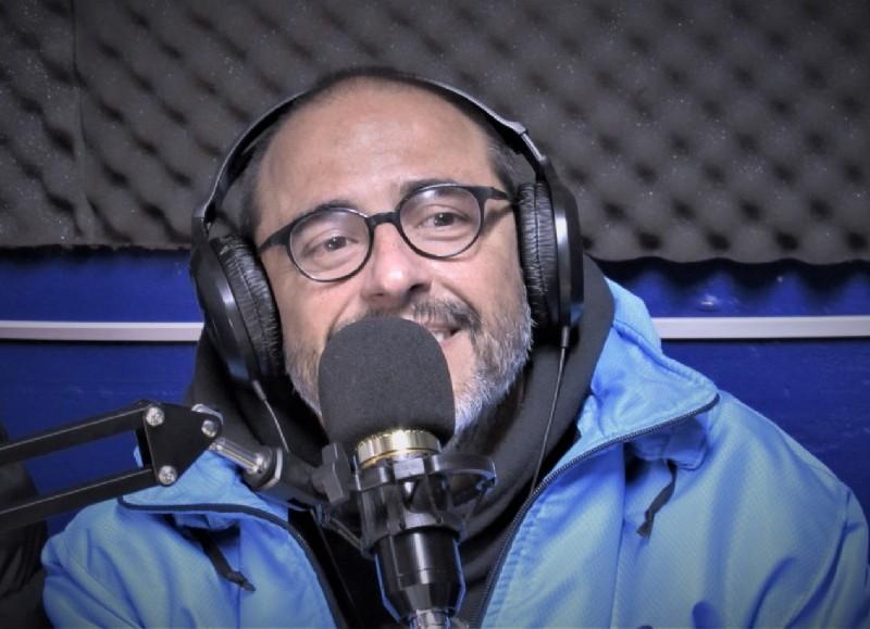 Federico Ruiz, director de Seguridad Vial.