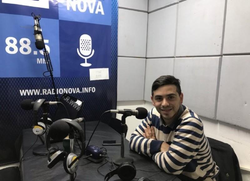 Matías Nanni, concejal de Juntos por el Cambio.