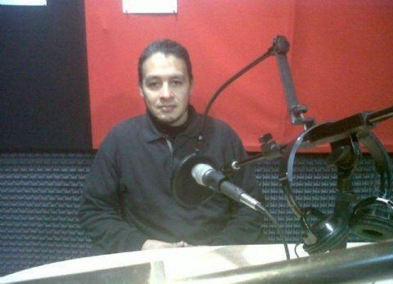 Eduardo Molina, referente del PO en ciudad.