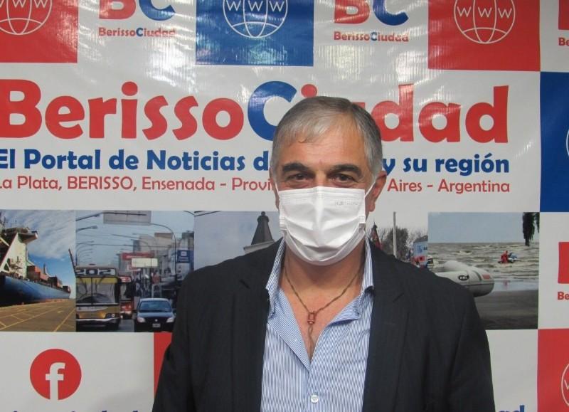 Jorge Troncoso.