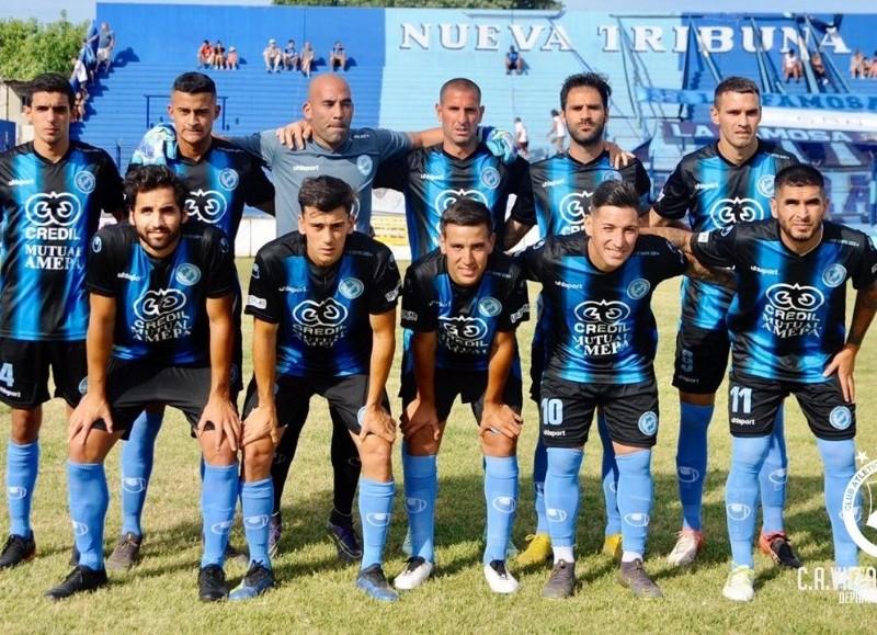 Fue 1-0 (foto: Prensa VSC).