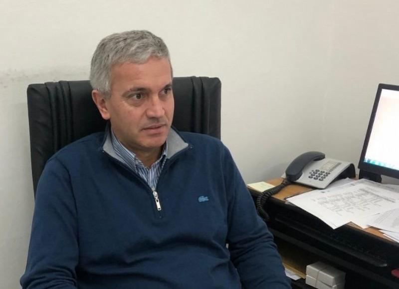 Gabriel Bruno, secretario de Economía.