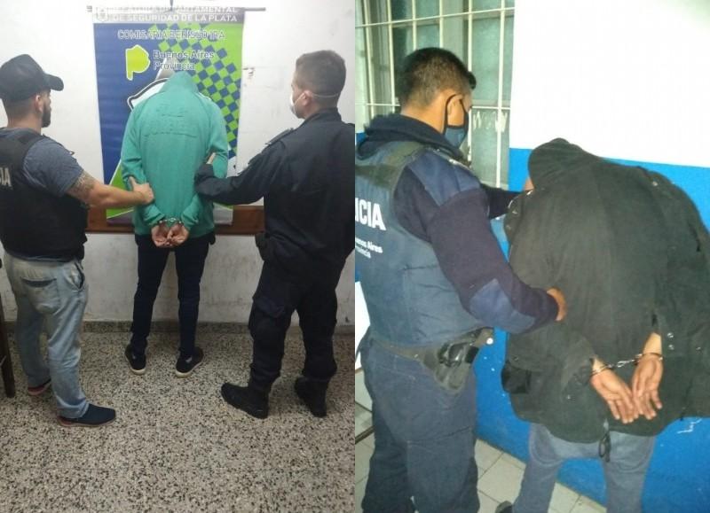 Dos hechos delictivos importantes sucedieron en Berisso durante el fin de semana.