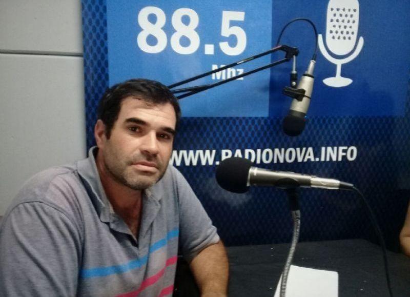 En diálogo con BerissoCiudad en Radio el coordinador de la Isla Paulino Germán Salmen se refirió a la Fiesta de la Primavera que se desarrollará el próximo sábado.