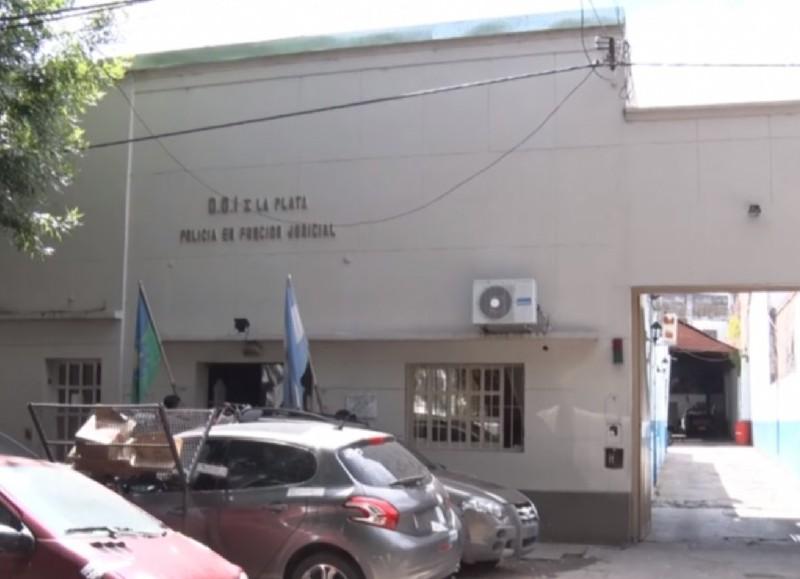 Denuncia radicada en la DDI La Plata.