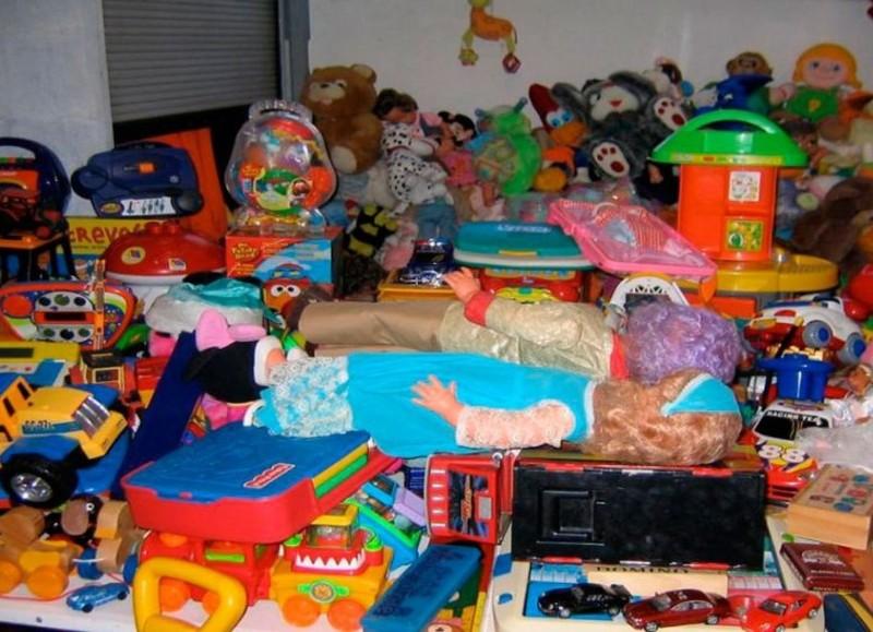 Colecta de juguetes (imagen ilustrativa).