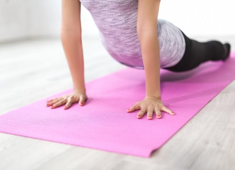 Yoga, una de las propuestas.