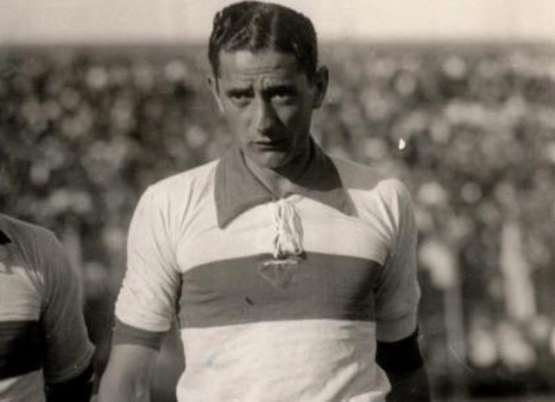 Ismael Morgada, wing tripero que vivía sobre la Génova.