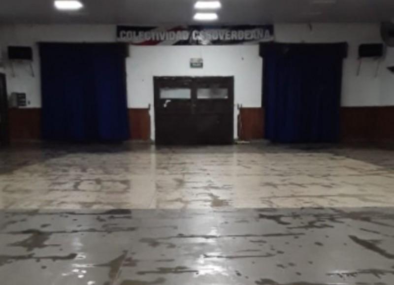 Limpieza a fondo en las instalaciones.