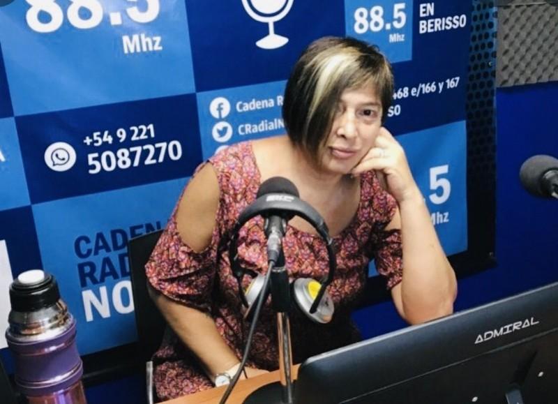 Elba Tiburzi, titular de PRODEA.