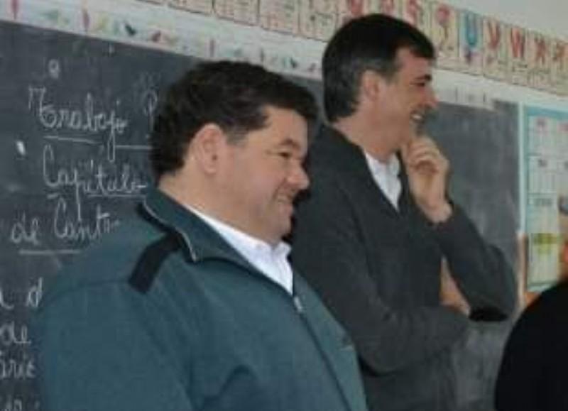 Jorge Nedela y Esteban Bullrich.