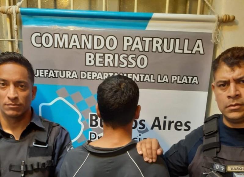 Cuando Milar estaba a punto de volver a las calles, se constató que sobre él pesaba un pedido de captura por robo calificado desde el 8 de diciembre de 2016.
