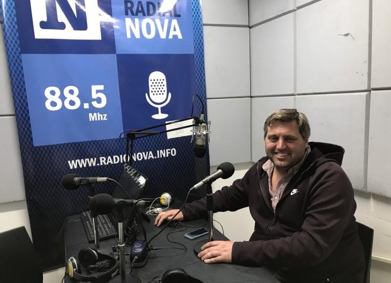 Gabriel Kondratzky, delegado de la Zona I.