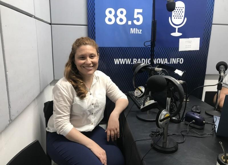 Nadia Jerbes, director de Cultura municipal.
