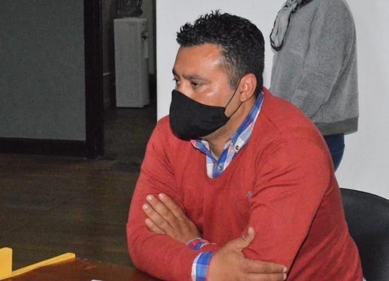 Sergio Rolón, concejal del FdT.