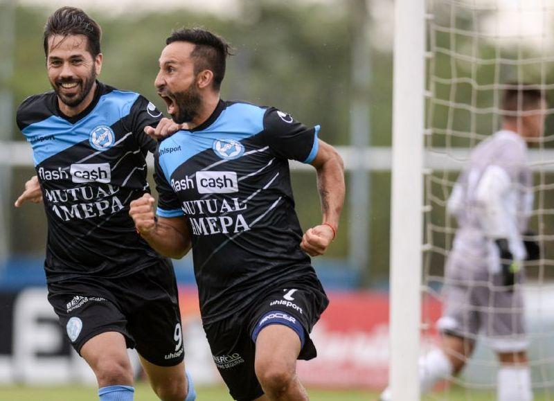 Fue 2-0 ante Sportivo Barracas (Foto: Prensa VSC).