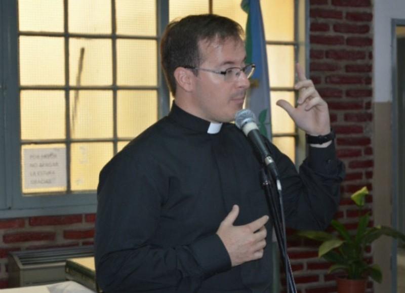 La palabra del sacerdote.
