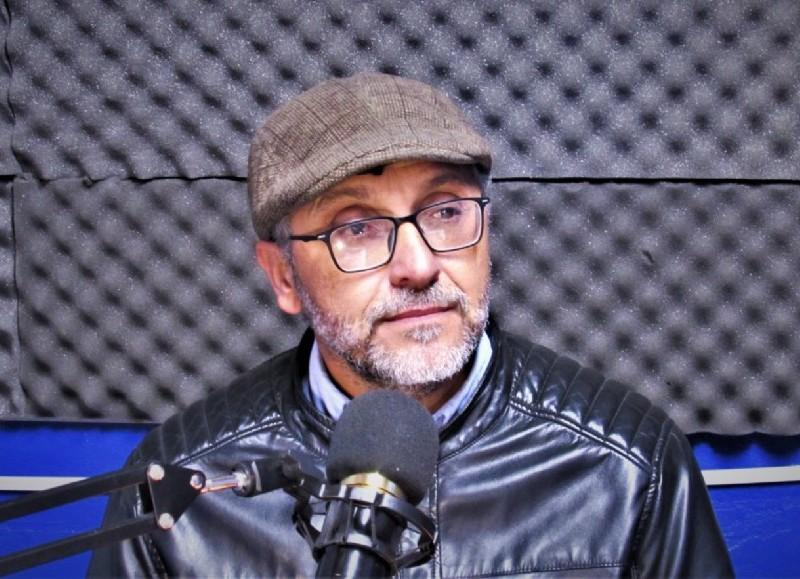 Paulo Ferreira, precandidato a concejal por Vamos.