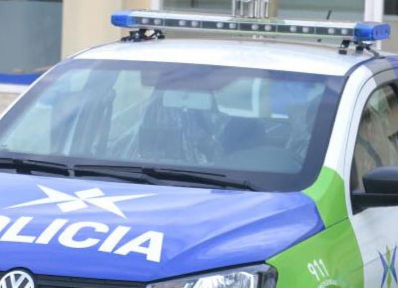 Llegaron refuerzos policiales a la ciudad.